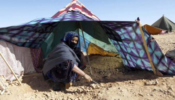 В Марокко в давке при получении гуманитарной помощи погибли 17 человек