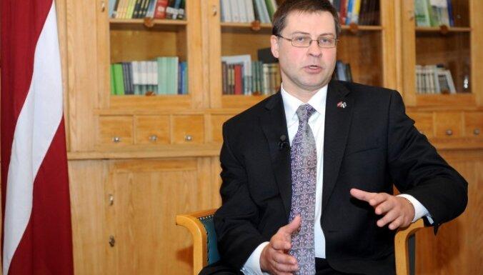 Премьер: бюджет-2012 может быть консолидирован на 100-110 млн. латов