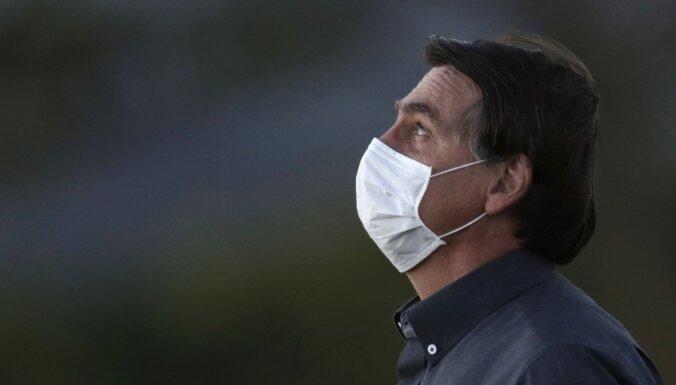 Bolsonaru pamet Bruņoto spēku vadība, aizsardzības un ārlietu ministrs