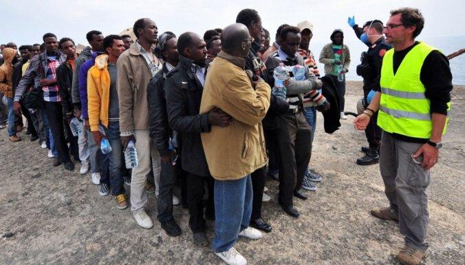 Višegradas grupa noraida ieceri pārdalīt bēgļu uzņemšanas kvotas