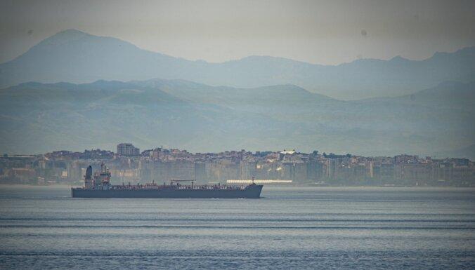 Pirmais Irānas naftas tankkuģis sasniedzis Venecuēlas ūdeņus