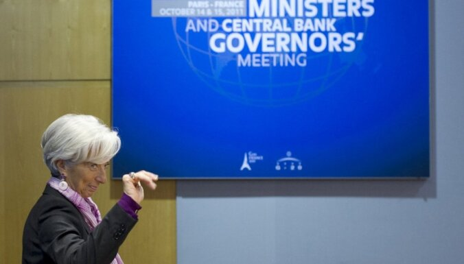 """""""Большая двадцатка"""" может поддержать Европу через МВФ"""