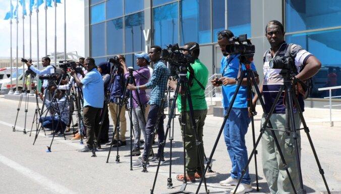 'Amnesty International': apstākļi Somālijā apdraud žurnālistus