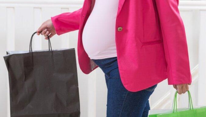 Lietas, kam jāsaka stingrs 'nē' grūtniecības laikā