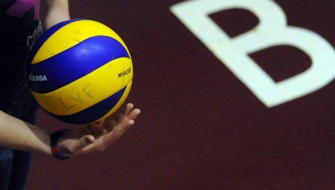 Latvijas studentu volejbola izlase Pasaules Universiādi sāk ar zaudējumu