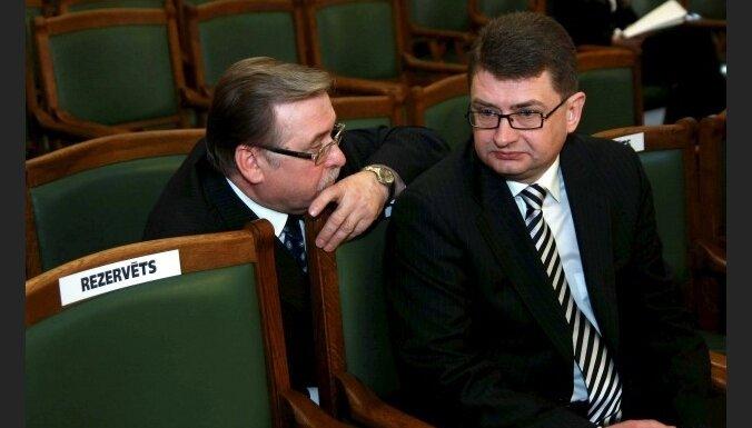 """Сейм неожиданно """"завалил"""" кандидатуру Майзитиса"""
