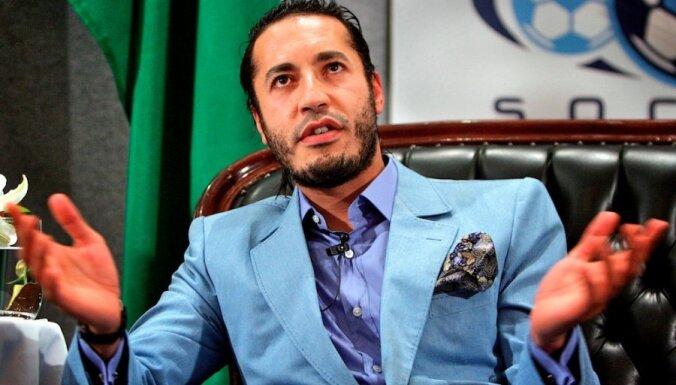 В Лондоне конфискован особняк сына Каддафи за $15 млн.