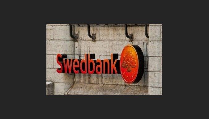 Swedbank увеличил основной капитал на 137,2 млн. Ls