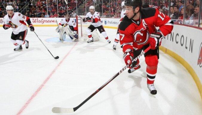 НХЛ. Ковальчук и Овечкин набрали по 2 очка