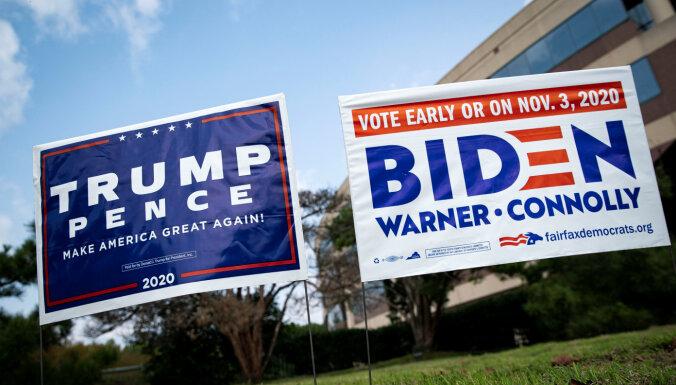 Pieci fakti, kas jāzina par ASV prezidenta vēlēšanām