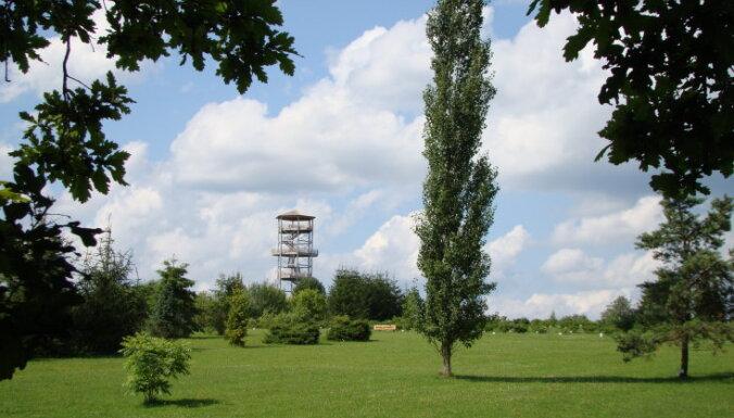 Pieci skatu torņi, kuros apskatīt Latvijas dabas ainavu no augšas
