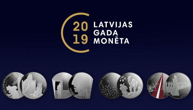 Izraugies izcilāko 2019. gada monētu!