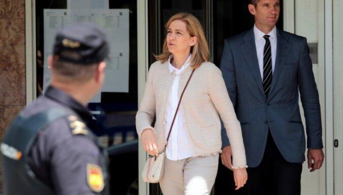 Prokuratūra pieprasa 19 gadu cietumsodu Spānijas karaļa svainim