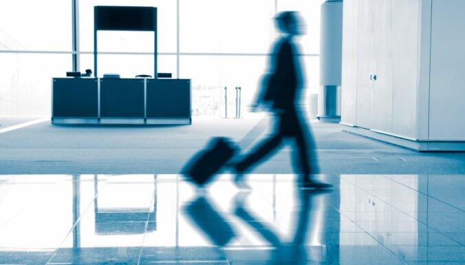В аэропорту задержан объявленный в розыск гражданин Латвии