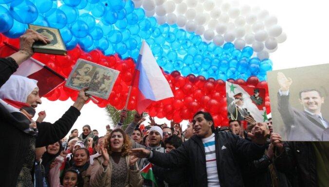 Россия закрывает школу при посольстве в Сирии