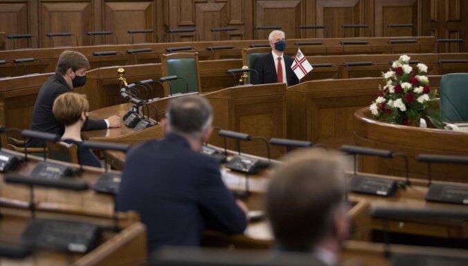 'KPV LV' frakcijai trešdien jādod atbilde par Vitenberga likteni; partneru domstarpības nerimst
