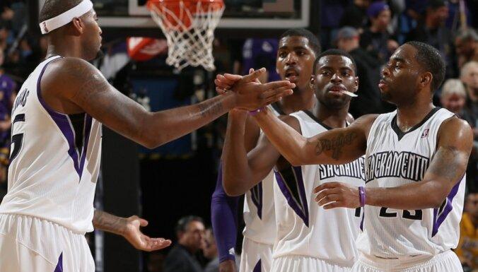 NBA nobalso pret Sakramento 'Kings' pārcelšanos uz Sietlu