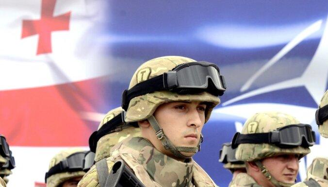 Pienācis laiks Gruzijas un Ukrainas dalībai NATO, uzskata pētnieks