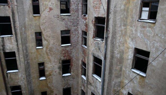 Владельцы трущоб на ул. Марияс задумались о полном сносе здания