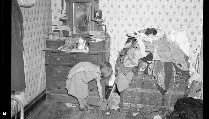 Foto: Kā izskatījās ASV pēc Lielās depresijas