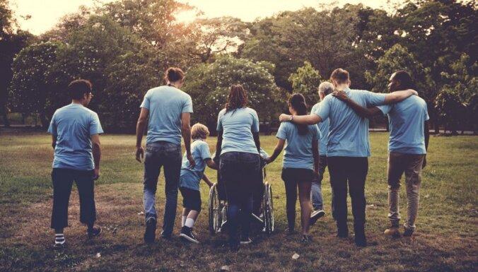8. septembrī atzīmēs Bērnu rehabilitācijas dienu