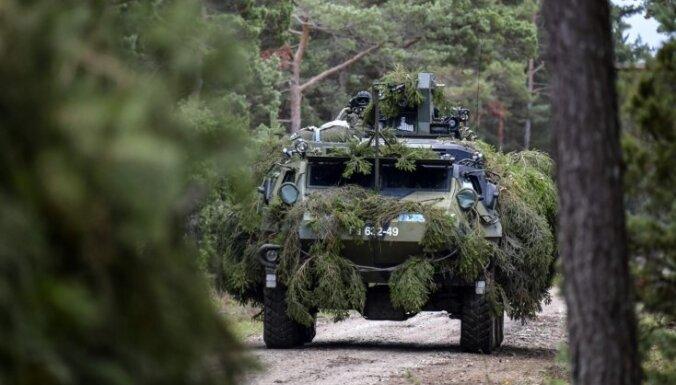 Putina nākamā zemju sagrābšana var notikt ES valstī, modelē Saakašvili