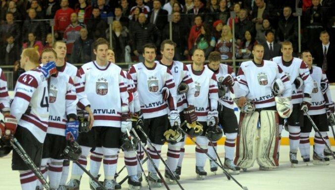Сборная Латвии обыграла Казахстан и стала лидером группы