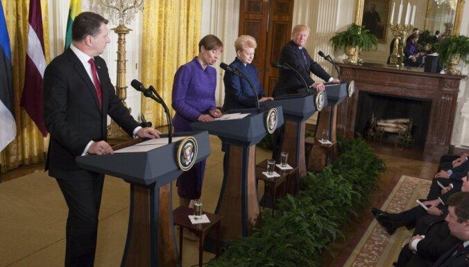 США выделят странам Балтии 170 млн долларов на военные нужды