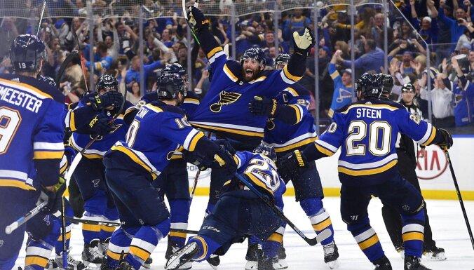 Uz NHL atlikušās sezonas daļas uzņemšanu vairs pretendē piecas pilsētas