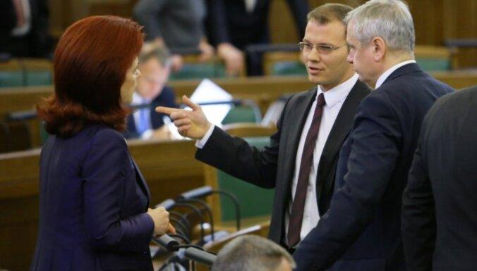 У большинства парламентских партий упали рейтинги