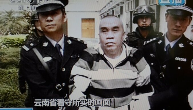 За год в Китае казнили 2400 человек