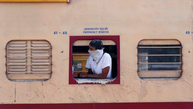 Covid-19: Indija slēdz Deli un citas lielās pilsētas