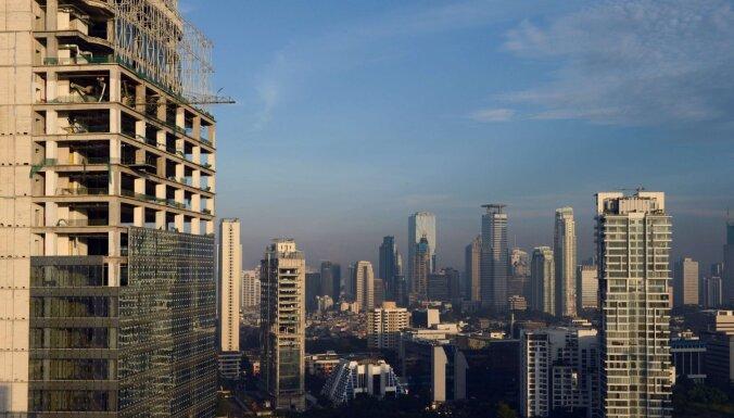 Indonēzijas prezidents formāli aicina pārcelt galvaspilsētu