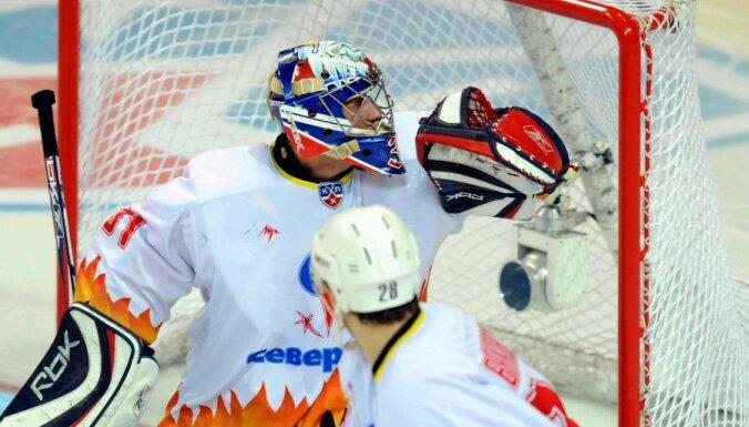 Stanya golkeeper, KHL