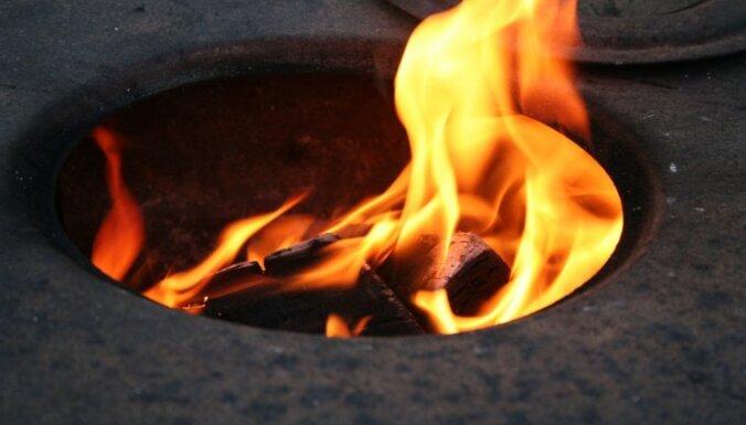 В Юрмале сгорел дом: погибли два человека
