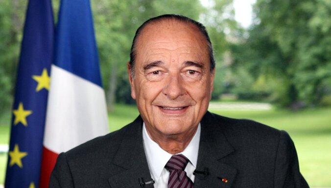 Жак Ширак: наследник де Голля и апологет единой Европы