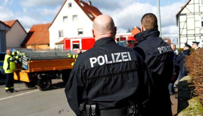 Под Берлином восьмилетний мальчик помог полиции догнать нарушителей