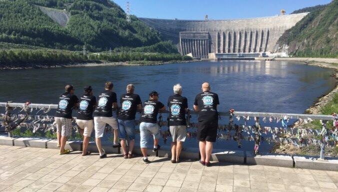 Ar 'Latvijām' uz Vladivostoku: Sibīrijas ainiņas un Jāņi pie Baikāla