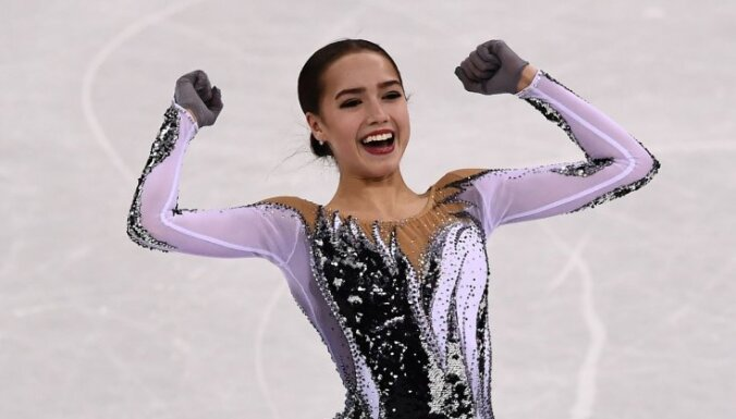 В России назвали лучшего спортсмена и спортсменку года — это хоккеист и фигуристка