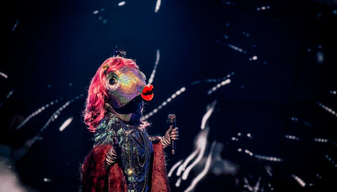 TV3 šovu 'Balss maskā' pamet naski apspriestā Siļķe kažokā