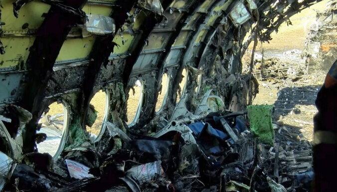 Восстановлены детали катастрофы SSJ 100 в Шереметьево