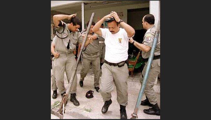 Бразильские полицейские бунтуют
