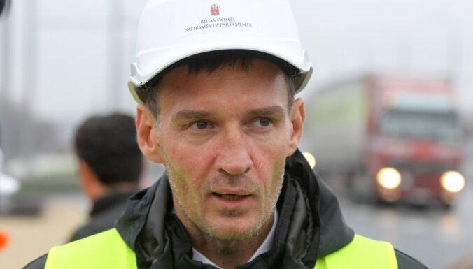 Рейнбах вернулся в департамент сообщения Рижской думы на должность контролёра