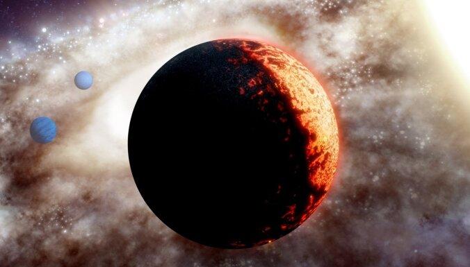 Ap vienu no Piena ceļa senākajām zvaigznēm riņķo 'superzeme'