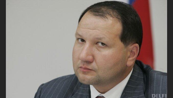 Василий Мельник стал советником Затлерса