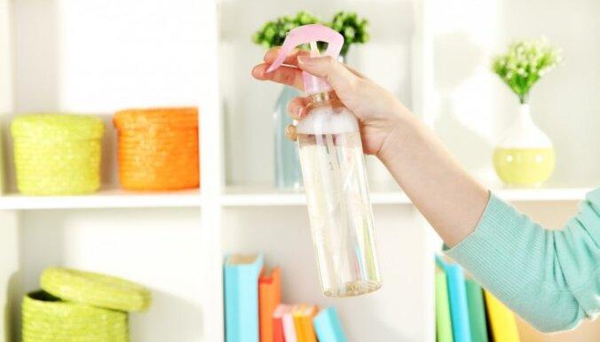 Dari pats: relaksējoša mājas smarža pudelītē