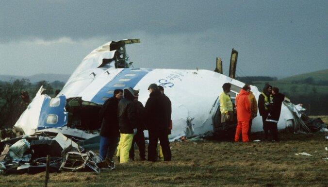 Eksministrs: Kadafi personīgi pavēlēja uzspridzināt pasažieru lidmašīnu virs Lokerbijas