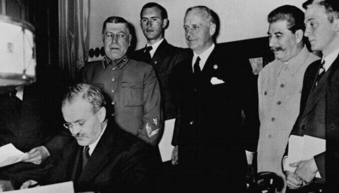 80 лет пакту Молотова-Риббентропа: совместное заявление глав МИД пяти стран