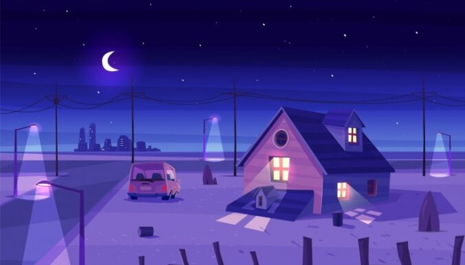 Senās zinības: kā pēc Mēness kalendāra ceļama māja?