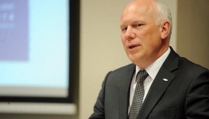 Andris Sarnovičs atkārtoti apstiprināts par Banku augstskolas rektoru